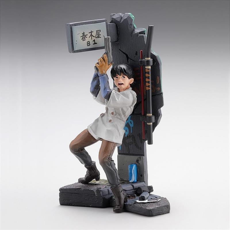 AKIRA Tetsuo PVC Statue Figure import Japan