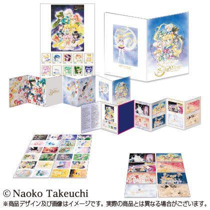 Pretty Soldier Sailor Moon 25th Anniversary Premium Framed