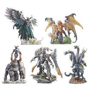 Square Enix Final Fantasy Creatures VALFOR Full Color Figure