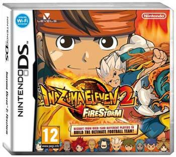 Inazuma Eleven 2 Firestorm European Version