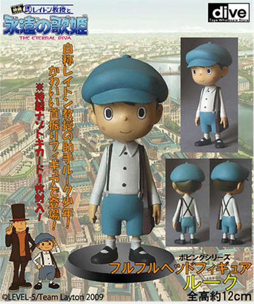 Professor Layton Furufuru Figure Set Of Two HD Wallpapers Download free images and photos [musssic.tk]