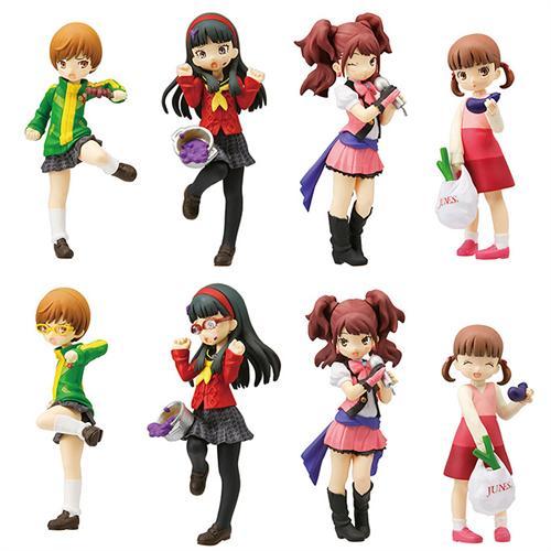 Persona 4 Characters Persona 4 Half Age Characters