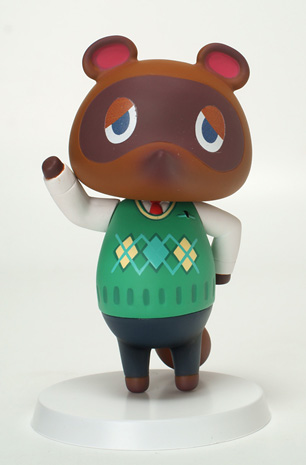 Animal Crossing Soft Vinyl Series
