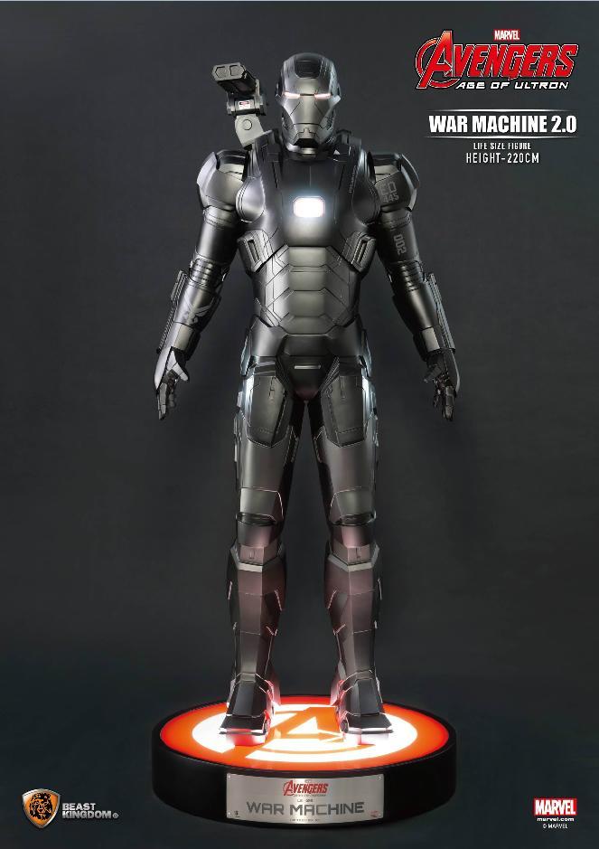 Avengers 2 War Machine