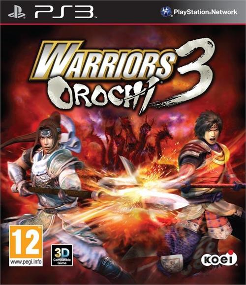 Warriors Orochi 3 Ultimate Equip Items: Warriors Orochi 3