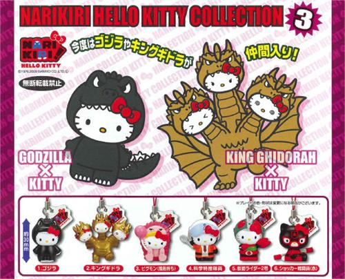 Since Hello Kitty is so