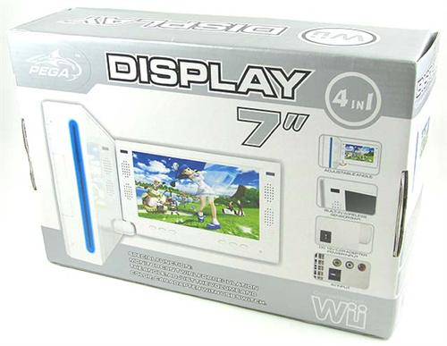 how to connect a wii to monitor